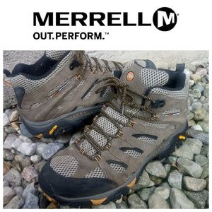 🏞Merrell MOAB mid Continuum hiking boots🏞